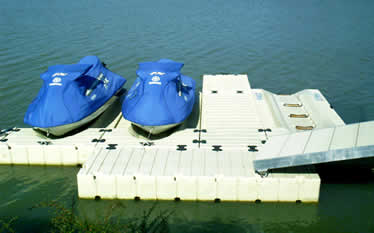 EZ-Dock OIM - Michigan - Anchoring